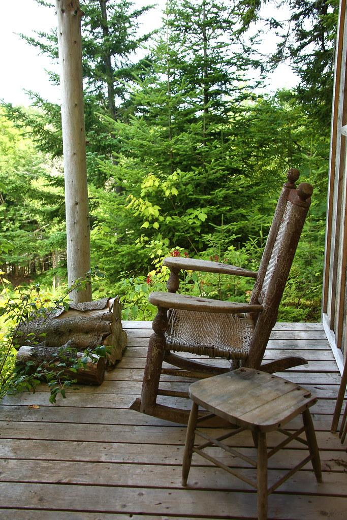 Le Porche D Une Maison sur le porche d'une maison, new horton, canadfa, on ther p… | flickr