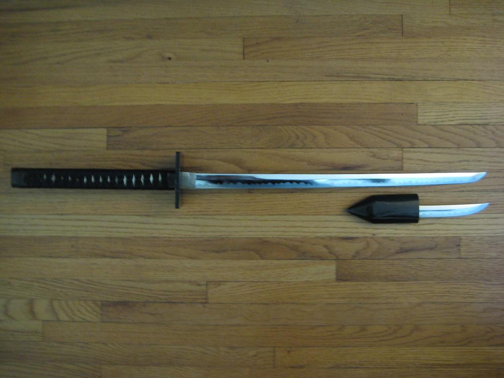 Sho Kosugi Sword