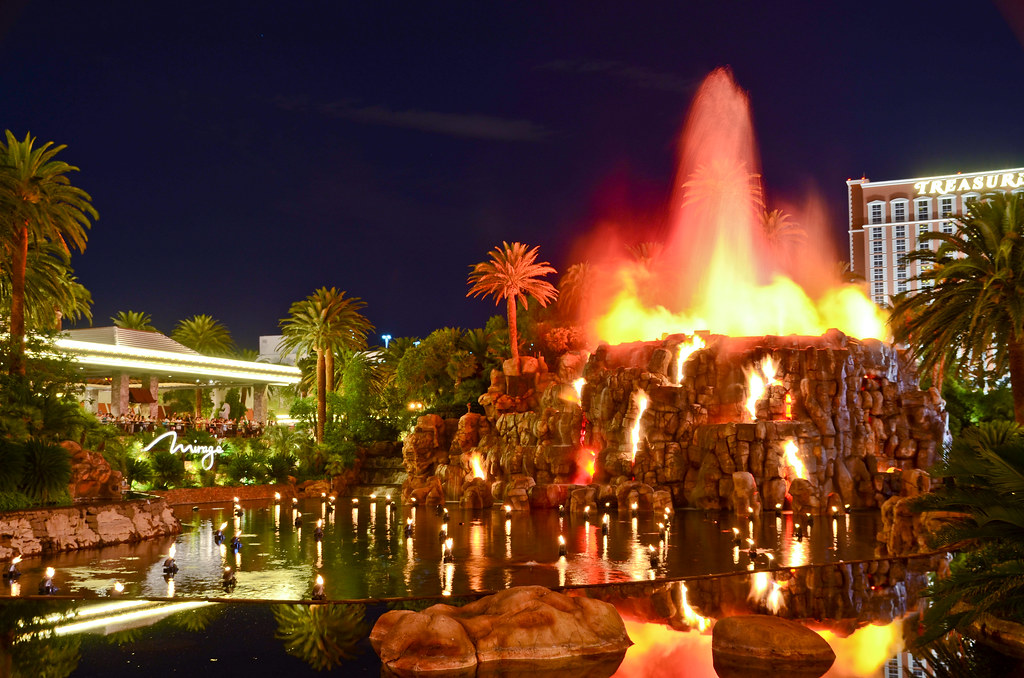 Treasure Island History Las Vegas