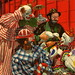 Ringling Circus clowns: Sarasota, Florida