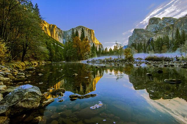19 najpiękniejszych gór świata. El Capitan