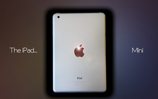 iPad mini | by BryanG Photography
