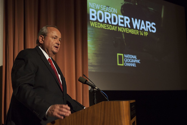 """National Geographic Holds Screening of Newest """"Border Wars"""""""