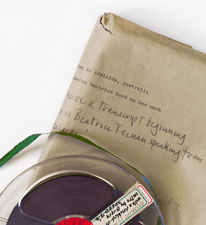 Magnetic tape used to record 1959 interview with Beatrice Ward | by Eye magazine