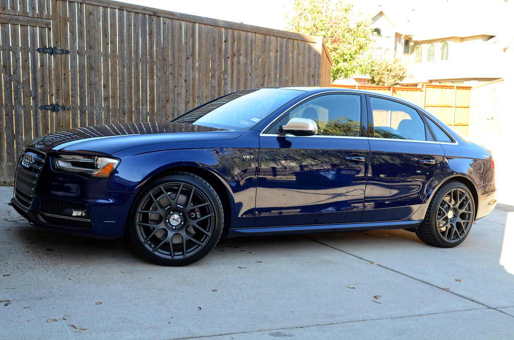 2013 Audi S4 W Tsw Nurburgring Gunmetal Wheels P Jones