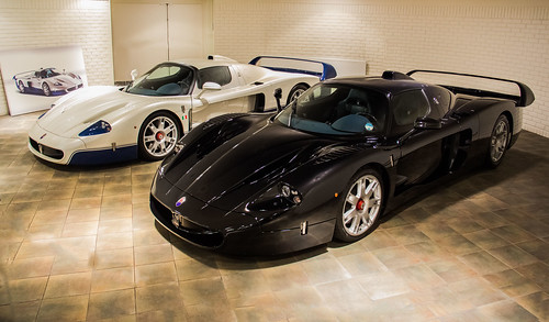 Duo mc12 nice garage ben flickr for Garage ben autos