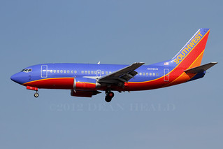 Southwest Airlines | 1990 Boeing 737-5H4 | cn 24186, ln 1934 | N509SW | by DeanIn757