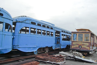 Streetcar Boneyard | by Telstar Logistics