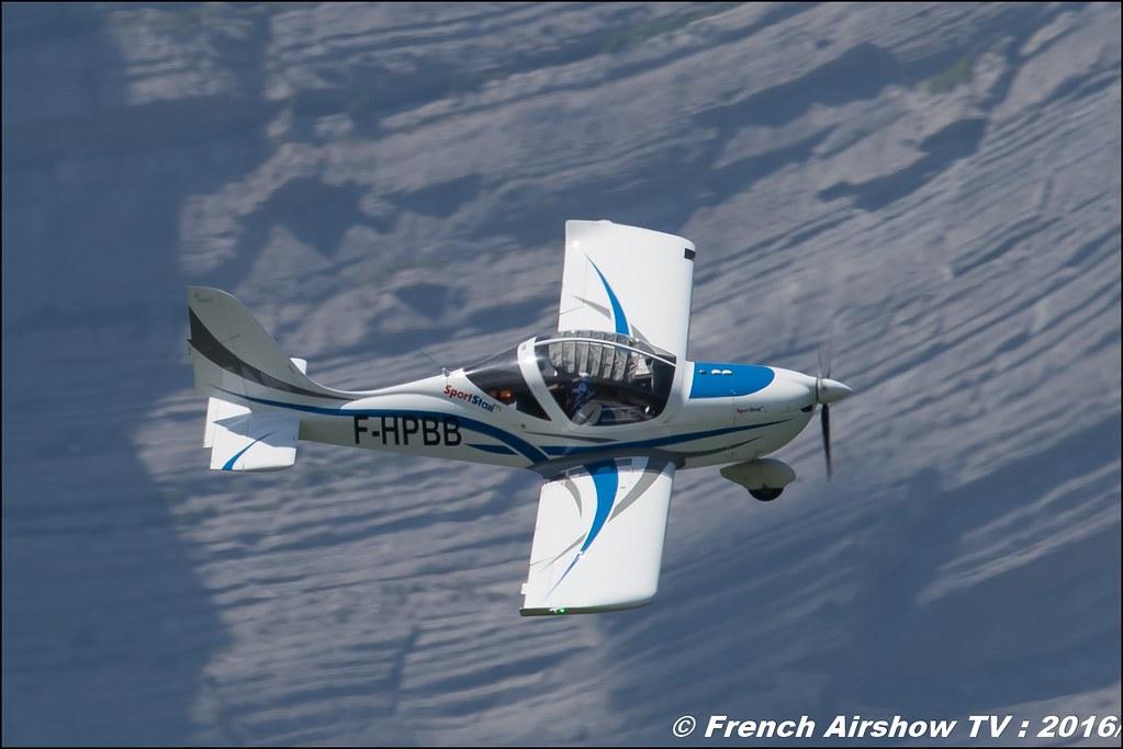 Sport Star, F-HPBB , Grenoble Air show 2016 , Aerodrome du versoud , Aeroclub du dauphine, grenoble airshow 2016, Rhone Alpes