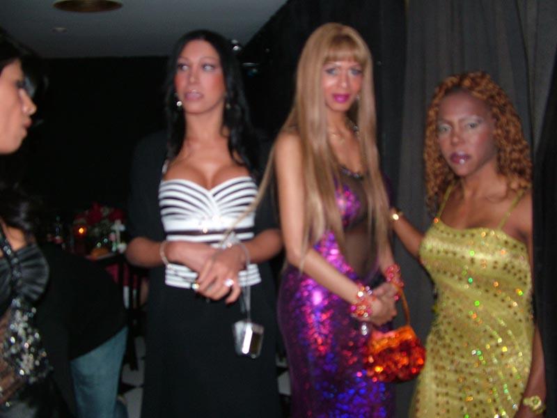 New Trans Am >> Trans guapas | Fiesta aniversario Thara Wells | Rincon ...