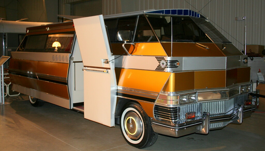 Rv Hall Of Fame >> Cadillac Eldorado Motorhome | Recreational Vehicle and Motor… | Flickr