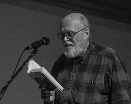 Ron Silliman reading 3 | by Hazel Millar