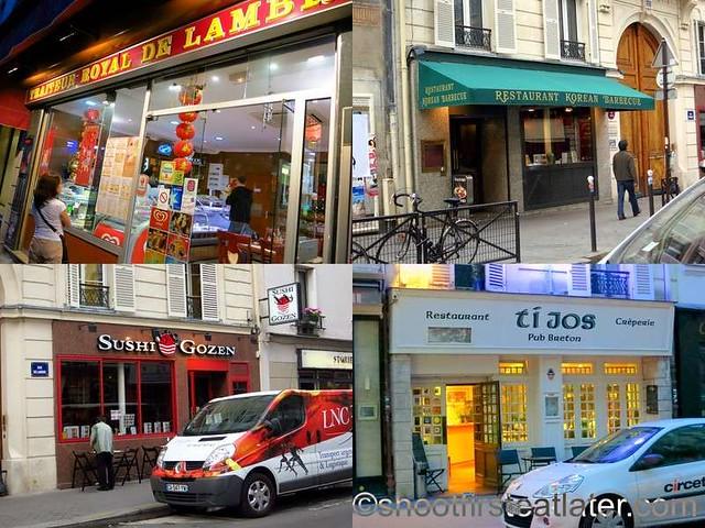 Hotel Rue Delambre Paris