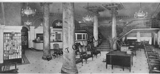 King Edward Lobby circa 1920 from our map watermark | by richardschave