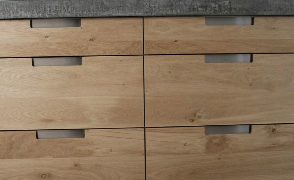 Koak Design Massief Eiken Houten Keuken Met Ikea Keuken Ka