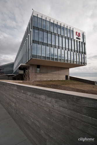 Adobe utah technology campus architecture www for Building a house in utah