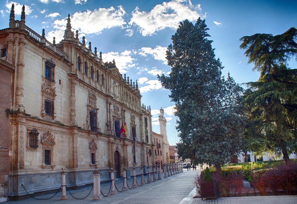 Parador Nacional de Alcalá de Henares