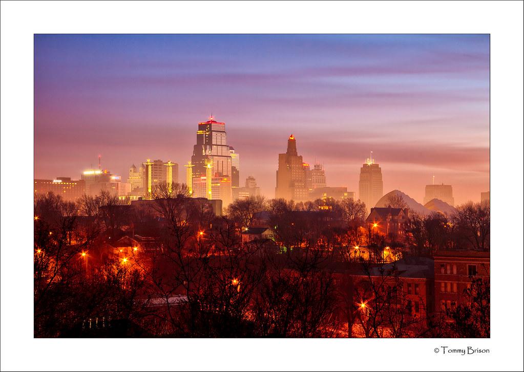 Kansas City Landscape photography | Shot this morning on ...