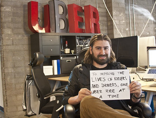Gabe Williams, Community Manager at Uber Phoenix | by Yscouts
