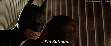 "#Batman introduced himself at Batman Begins (2005) ""I'm Ba ..."