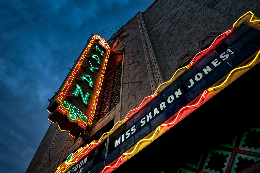 Miss Sharon Jones: The Mayan Theatre, Denver