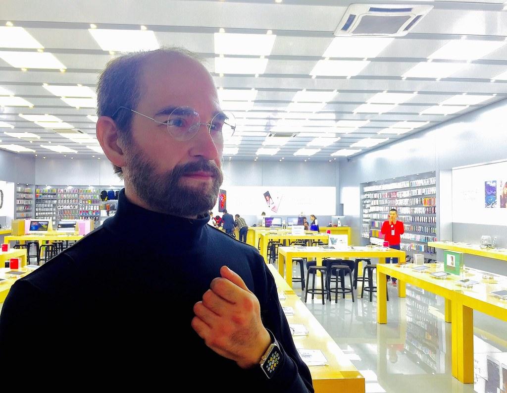 Apple Story and Steve Jobs