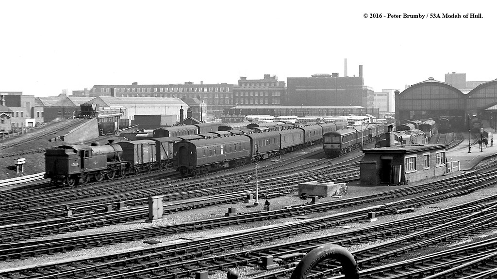 C 1963 Hull East Yorkshire Best Viewed Original Size