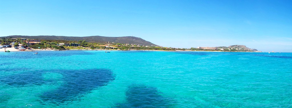 Il mare di Stintino 1 (Sardegna)