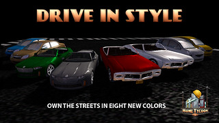 Tycoon New Car Colors | by PlayStation Europe