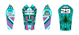 KRONOS (PAINTBALL JERSEY) | by iloveui