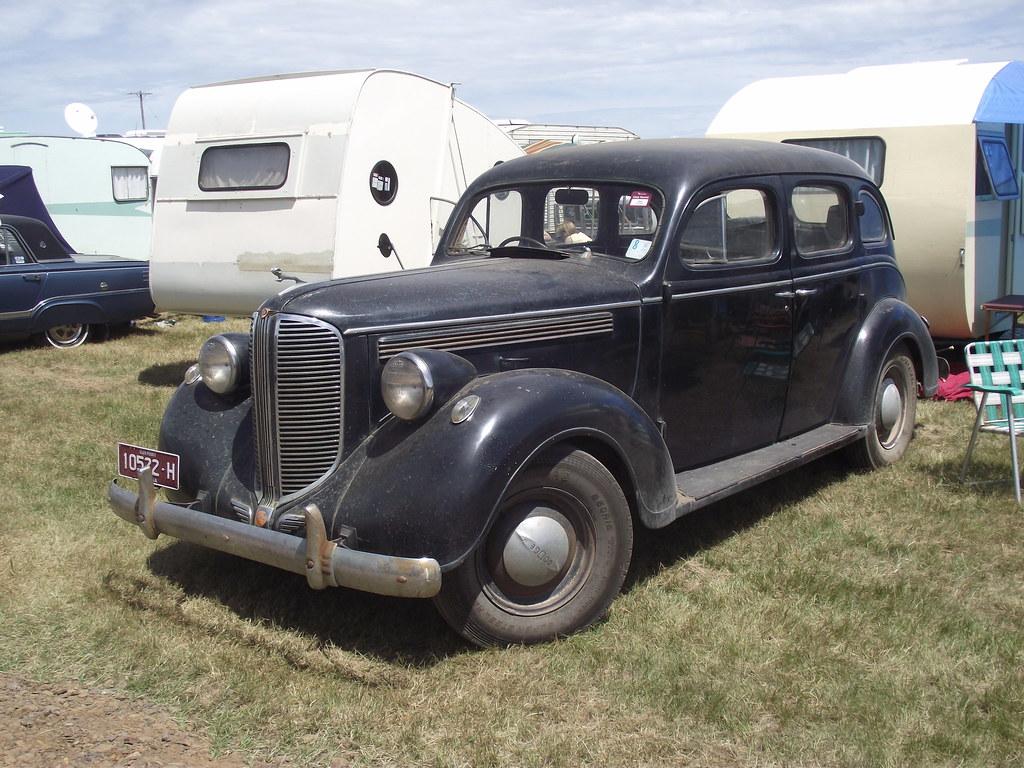 1936 Dodge Sedan | A unrestored 1936 Dodge sedan that was re… | Flickr