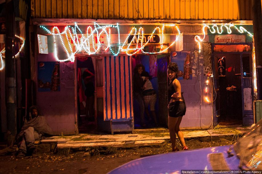 Prostitution in addis ababa ethiopia