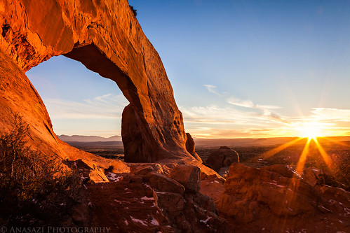 Wilson Arch Sunburst | by IntrepidXJ