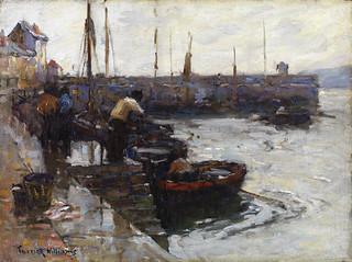 Terrick Williams Oil Paintings