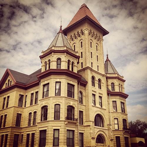 Old State Hospital Fergus Falls MN