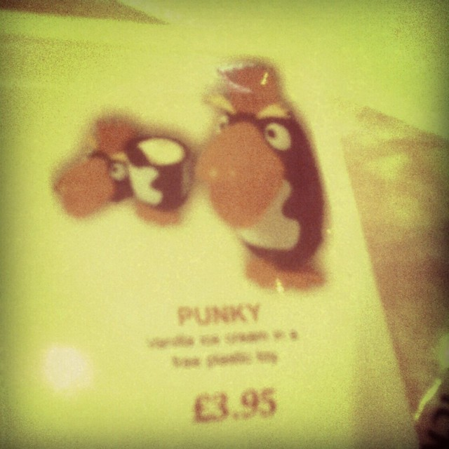 Punky Penguin Indian Restaurant