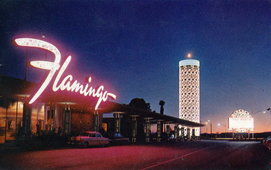 """an analysis of the origin of las vegas strip by bugsy siegel The flamingo hotel was the third gambling establishment to open on the now iconic las vegas strip history of the flamingo hotel – gambling bugsy"""" siegel."""