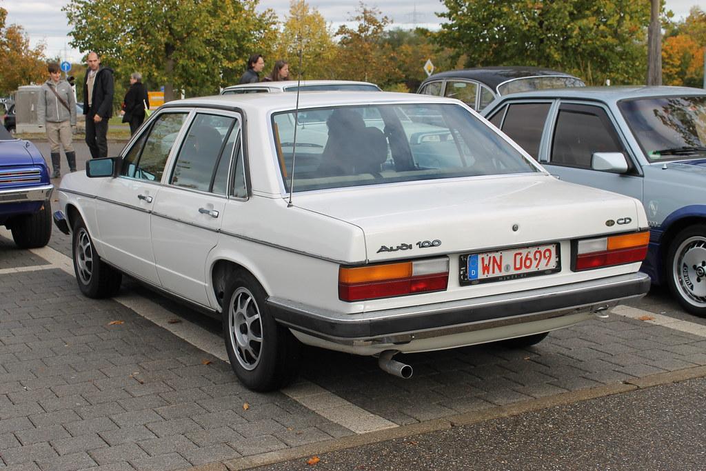 Audi 100 C2 Typ Cd 5e 1978 1982 De Wikipedia Org