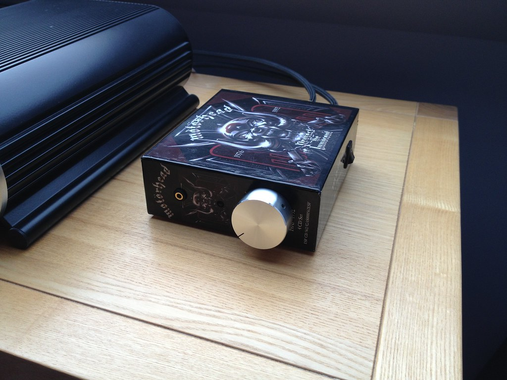 Cmoy Type Headphone Amplifier Ti Bb Opa2134 Low Gain Flickr By Jayc1977