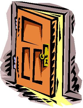 Closet Door Cartoon