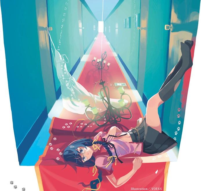 121201(3) - 小說家「西尾維新」代表作《貓物語(黑)》改編動畫版,為『全物語10作品動畫化』鳴響第一砲!
