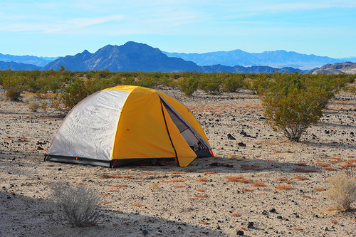 Unimproved Camping | by Chris Hunkeler