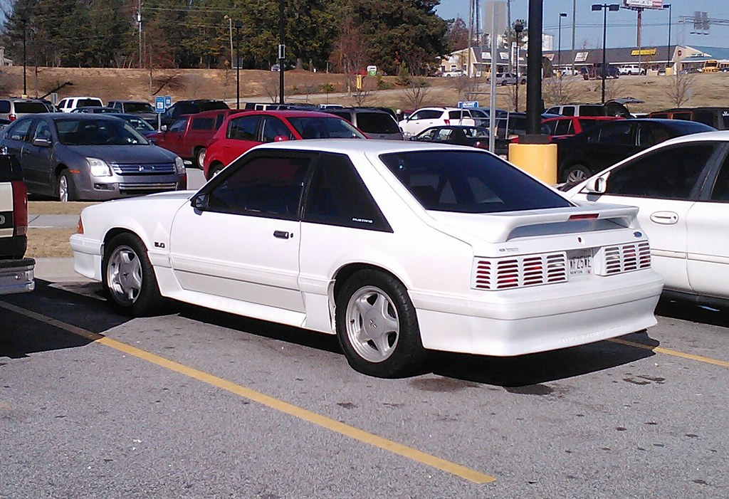 1993 FORD MUSTANG GT I Had The Same Yearmodelcolor In