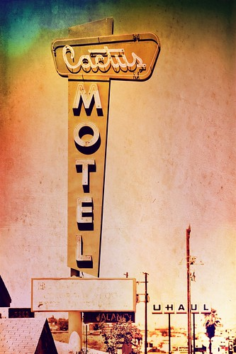 Cactus Motel In Tallahabee Florida