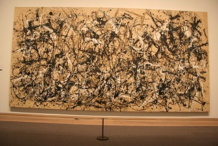 Autumn Rhythm (Number 30) by Jackson Pollock | by Pen Demon