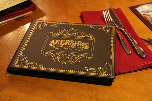 Disney - Epcot - Akershus, Royal Banquet Hall