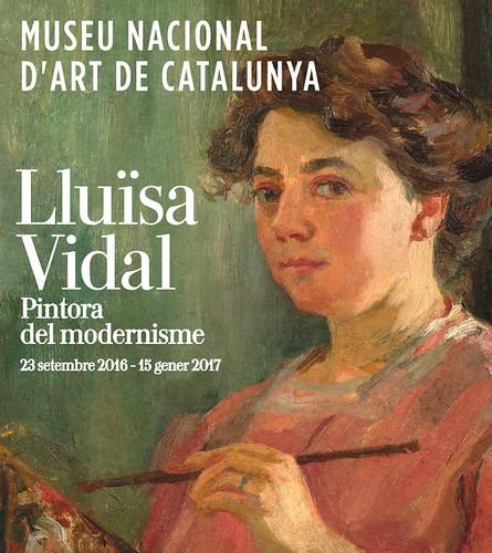 Lluïsa Vidal. Pintora del modernisme