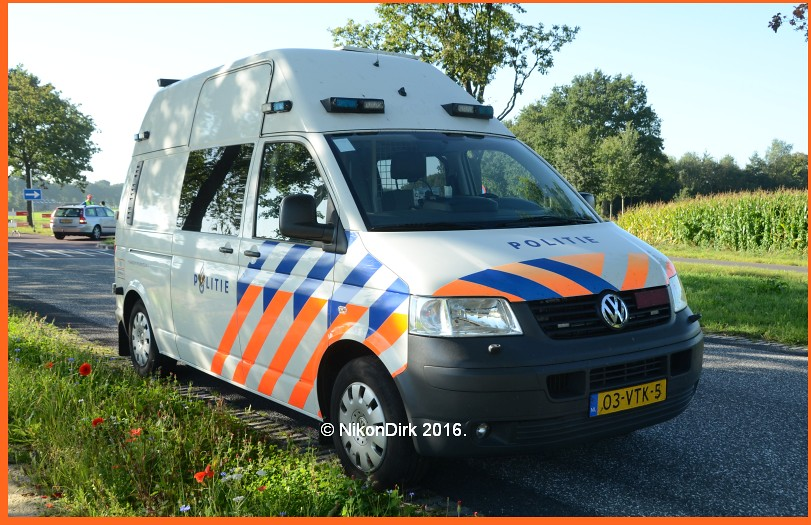 Dutch Police VOA FRL. | Volkswagen T5. Accident Analysis and… | Flickr