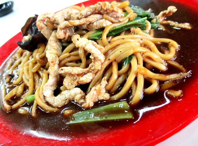 Hua's Cafe Foochow fried noodles 2