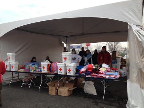 Sandy - Staten Isl - Supply Distro | by American Red Cross